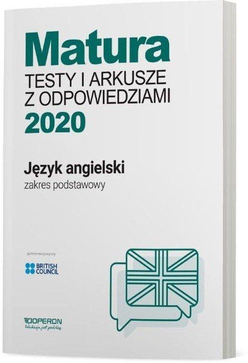 Język angielski Matura 2020 Testy i arkusze z odpowiedziami Zakres podstawowy