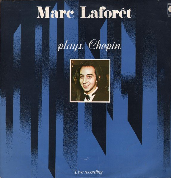 Marc Laforet Plays Chopin
