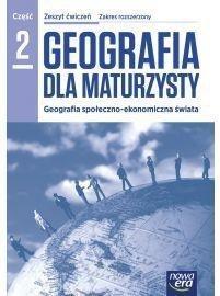 Geografia LO 2 Dla maturzysty ćw. ZR w.2018 NE