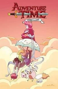 Adventure Time. Fionna & Cake