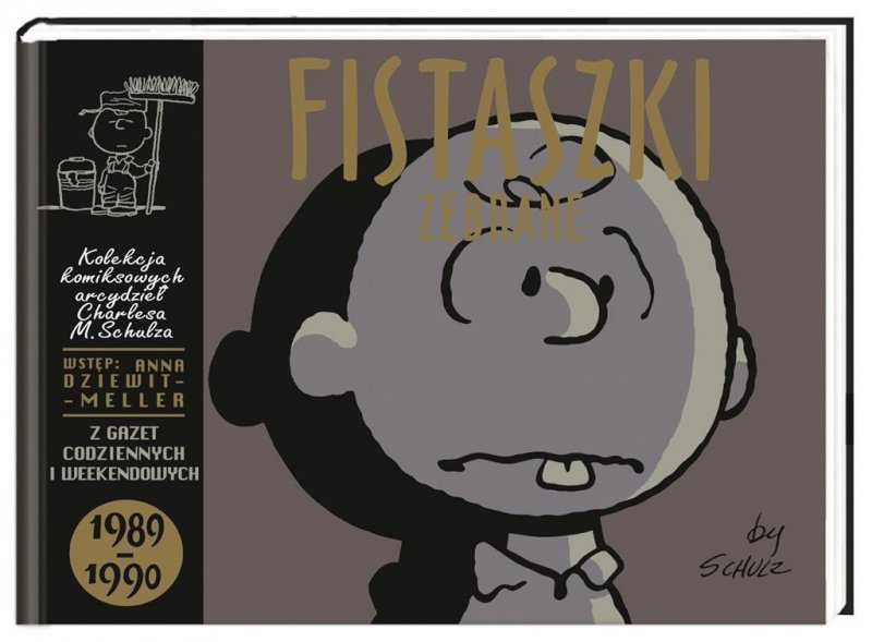 Fistaszki zebrane 1989-1990