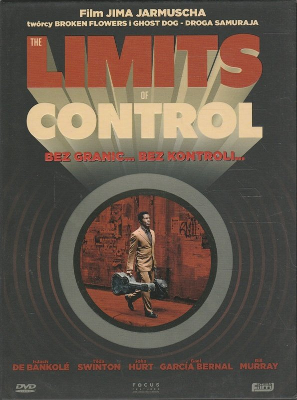 The Limits of Control DVD