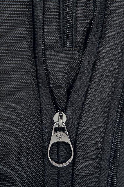 Poszerzenie torby i w tym ukryta trzecia kieszeń (komora)