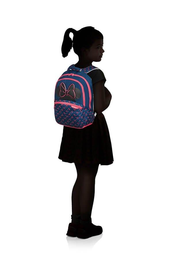 Plecak dziecięcy DISNEY ULTIMATE 2.0-BP M DISNEY MINNIE NEON