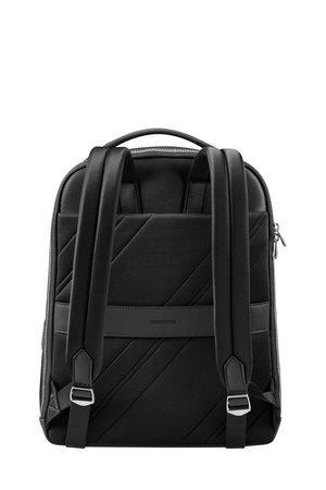 Plecak posiada ergonomiczne szelki oraz uchwyt u góry