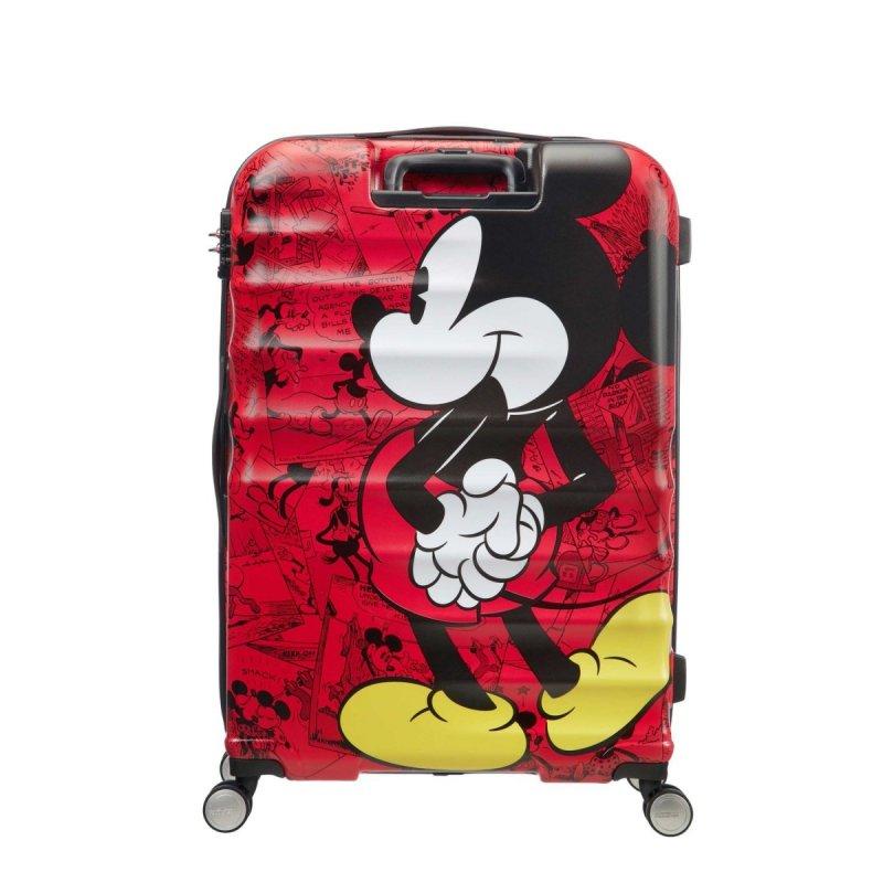 Tył bagażu:)