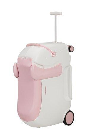 Jeździk/ walizka dziecięca DREAM RIDER DELUXE RIDE-ON SPINNER ELEPHANT ELEPHANT PEACHY