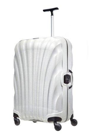 Bagaż wykonany z materiału Curv, który charakteryzuje się ogromną wytrzymałością i lekkością
