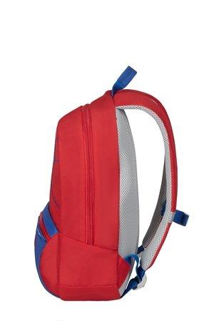 Plecak na tyle posiada oddychający materiał