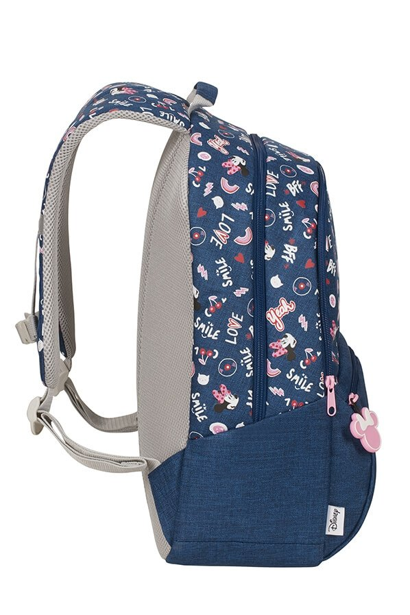 Plecak szkolny COLOR FUNTIME DISNEY-BACKPACK L DISNEY