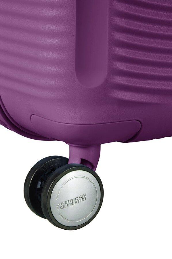 Walizka podręczna SOUNDBOX-SPINNER 55/20 TSA EXP Purple orchid