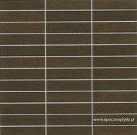 Carisma Brown Mozaika 33,3x33,3