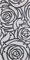 Modena Grys Inserto Róża 29,7x60