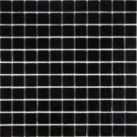 Mozaika Szklana Mirror Black MS-13 30x30