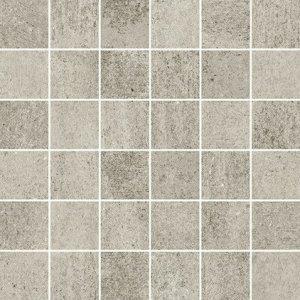 Grava Light Grey Mosaic Matt 29,8x29,8