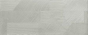 Tubądzin Brass Grey Dekor Szklany 29,8x74,8
