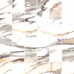 Cerrad Calacatta Gold Mozaika 29,7x29,7