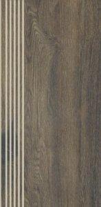 Aveiro Brown Stopnica 29,4x59,9