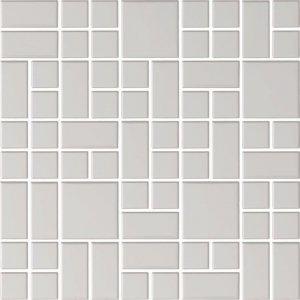 Platinum Glass Mozaika 25x25