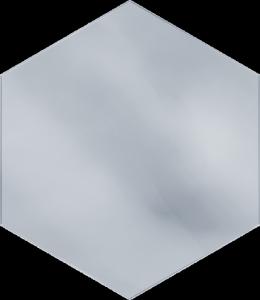 Uniwersalny Hexagon Lustro 26x26