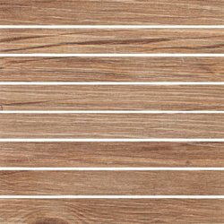 Ceramika Color Mozaika Board Brown 30x30