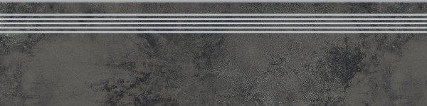 Quenos Graphite Steptread 29,8x119,8