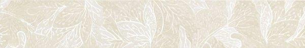 Obsydian White Listwa 59,8x9,8