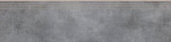 Batista Steel Lapatto Stopnica 29,7x119,7