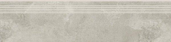Quenos Light Grey Steptread 29,8x119,8