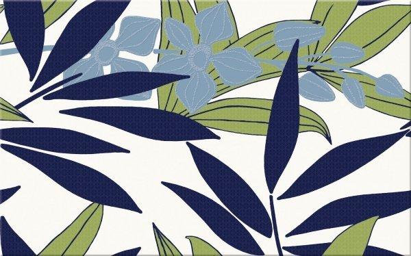 Lunia White Inserto Flower 25x40