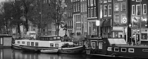 Amsterdam 3 Glass Inserto 20x50