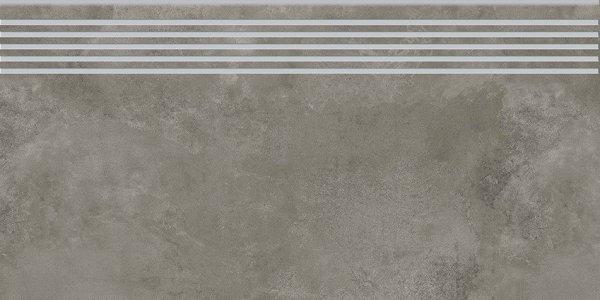 Quenos Grey Steptread 29,8x59,8