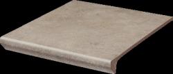 PARADYZ viano beige kapinos stopnica prosta 30x33 g1 szt.