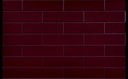 CERRAD elewacja wiśniowa szkliwiona 245x65x6,5 g1 m2.