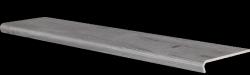 CERRAD stopnica v-shape cortone grigio 1202x320/50x8 g1 szt.