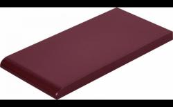 CERRAD parapet szkliwiony wiśnia 200x100x13 szt. g1