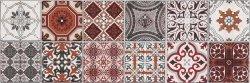 CERAMIKA KOŃSKIE Milano patchwork  inserto 25x75 G1. szt
