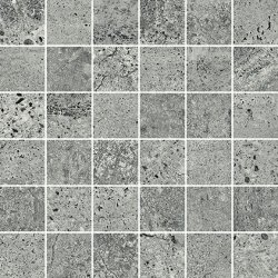 OPOCZNO newstone grey mosaic matt 29,8x29,8