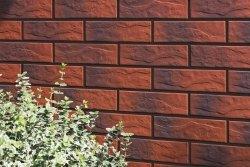 CERRAD elewacja burgund rustiko cieniowana 245x65x6,5 g1 m2.