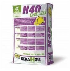 KERAKOLL h40 no limits bialy 25kg op.