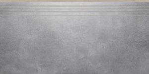 CERRAD batista steel lappato stopnica nacinana  1197x297x10 g1 szt.