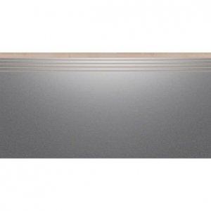 CERRAD cambia grafit lappato stopnica nacinana* 597x297x8 g1 szt.