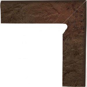 PARADYZ semir brown cokol 2 el.-prawy 8,1x30 g1