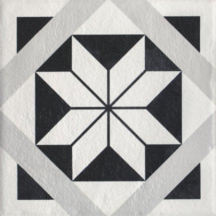 PARADYZ modern gres szkl. struktura motyw f 19,8x19,8 g1