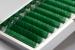 Rzęsy kolorowe C 0,07 MIX Green HOA Beauty Lashes