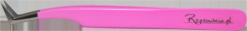 Pęseta Pink Matt