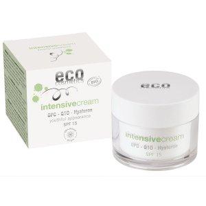 C0904 ECO INTENSIVE Krem intensywnie pielęgnujący SPF 15 z OPC, Q10 i kwasem hialuronowym 50 ml