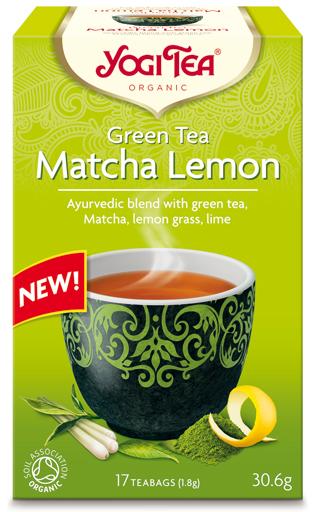 A700 Zielona Matcha z cytryną GREEN TEA MATCHA LEMON