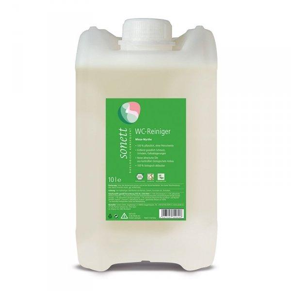 D250 Płyn do WC Mięta - Mirt 10 litrów