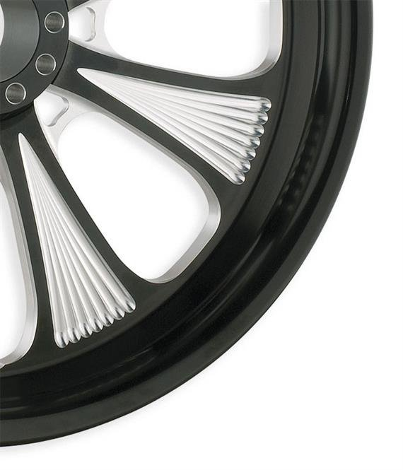 Rev Tech Wheel, SINISTER 8 23x3.50, Black